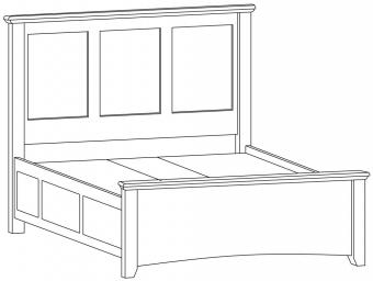 Mondrian Bed with 6 Drawers X194VS.jpg