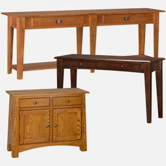 Console and Sofa Tables