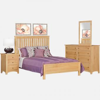 Shasta Bedroom Collection