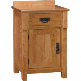 Nauvoo Nightstand, Hinged Left Stuart-David-Bedroom-Nauvoo-Nightstand-BN-758L-[87]-C.jpg
