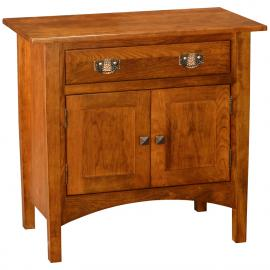 Saratoga Door Nightstand Stuart-David-Bedroom-Saratoga-Nightstand-BN-953-[S2]-C.jpg
