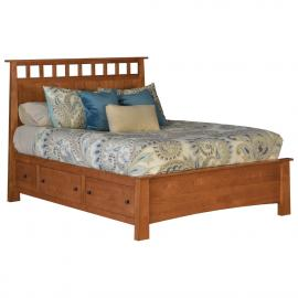 Sierra Vista Storage Bed